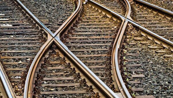 Des rails - Sputnik Italia