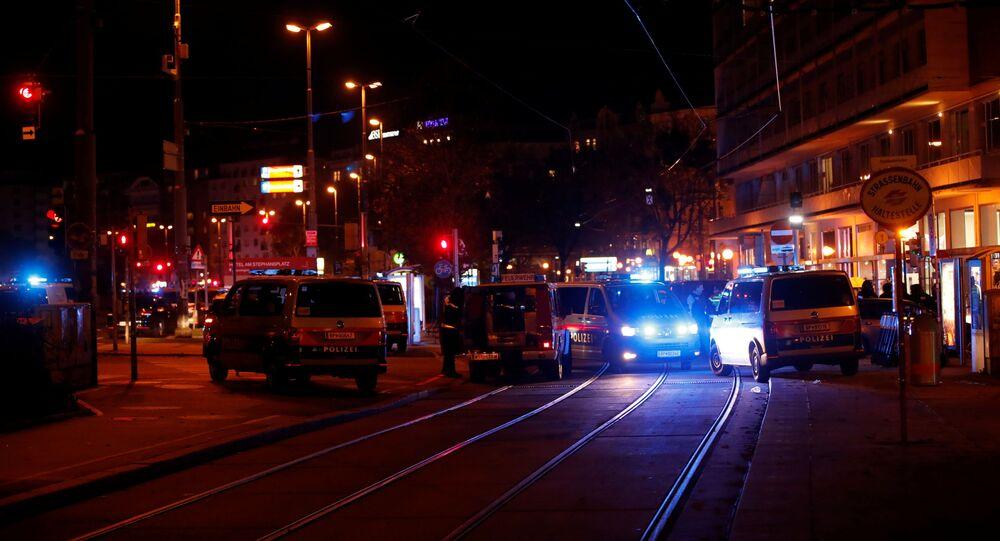 Polizia a Vienna