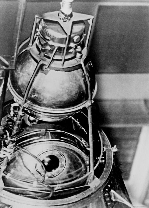 Lo Sputnik è stato spedito nello spazio alle 5:30 del mattino, ora di Mosca, dal Kazakistan - Sputnik Italia