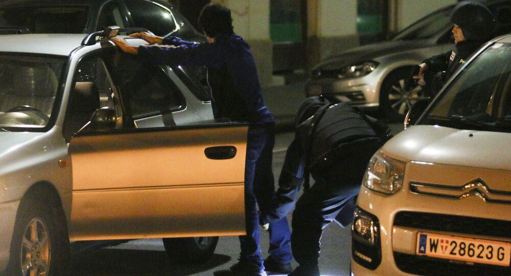 L'attentato terroristico nel centro di Vienna