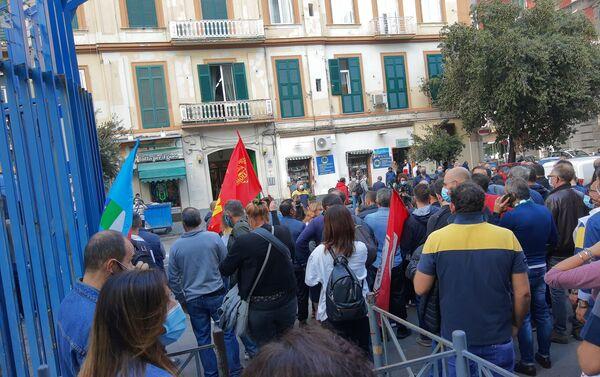 Whirlpool, la battaglia dei lavoratori continua - Sputnik Italia
