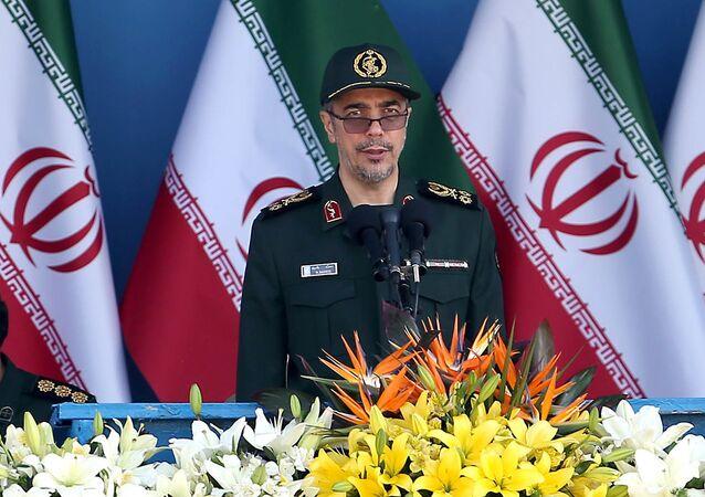 Generale Mohammad Hossein Bagheri (foto d'archivio)