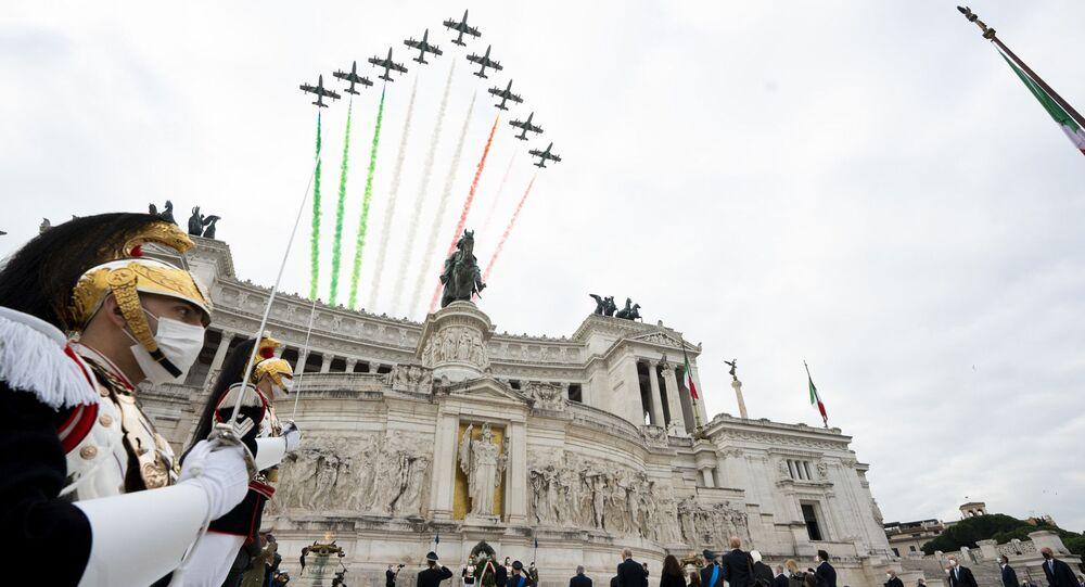 4 novembre Giorno dell'Unità Nazionale e Giornata delle Forze Armate