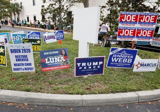 Elezioni 3 novembre in Usa
