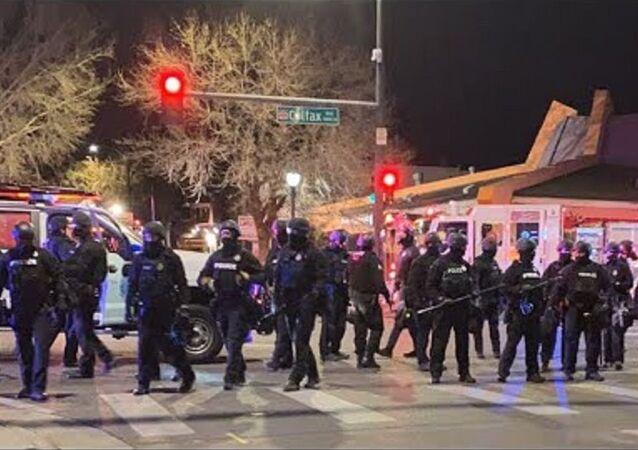 Denver Protests 11/4/2020