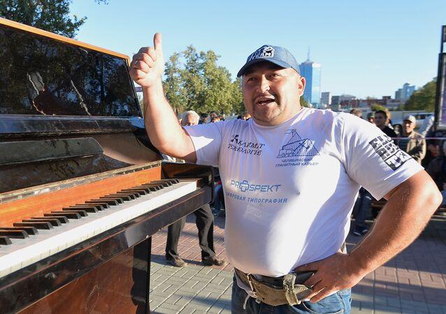 Elbrus Nigmatullin