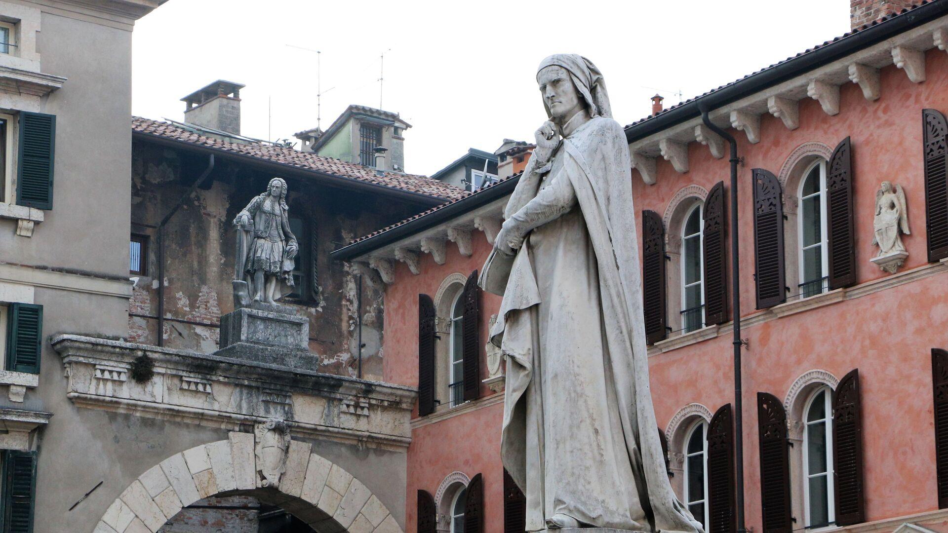 Piazza dei Signori a Verona - Sputnik Italia, 1920, 06.06.2021