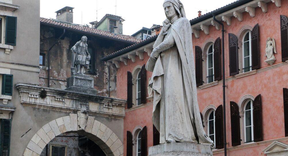 Piazza dei Signori a Verona