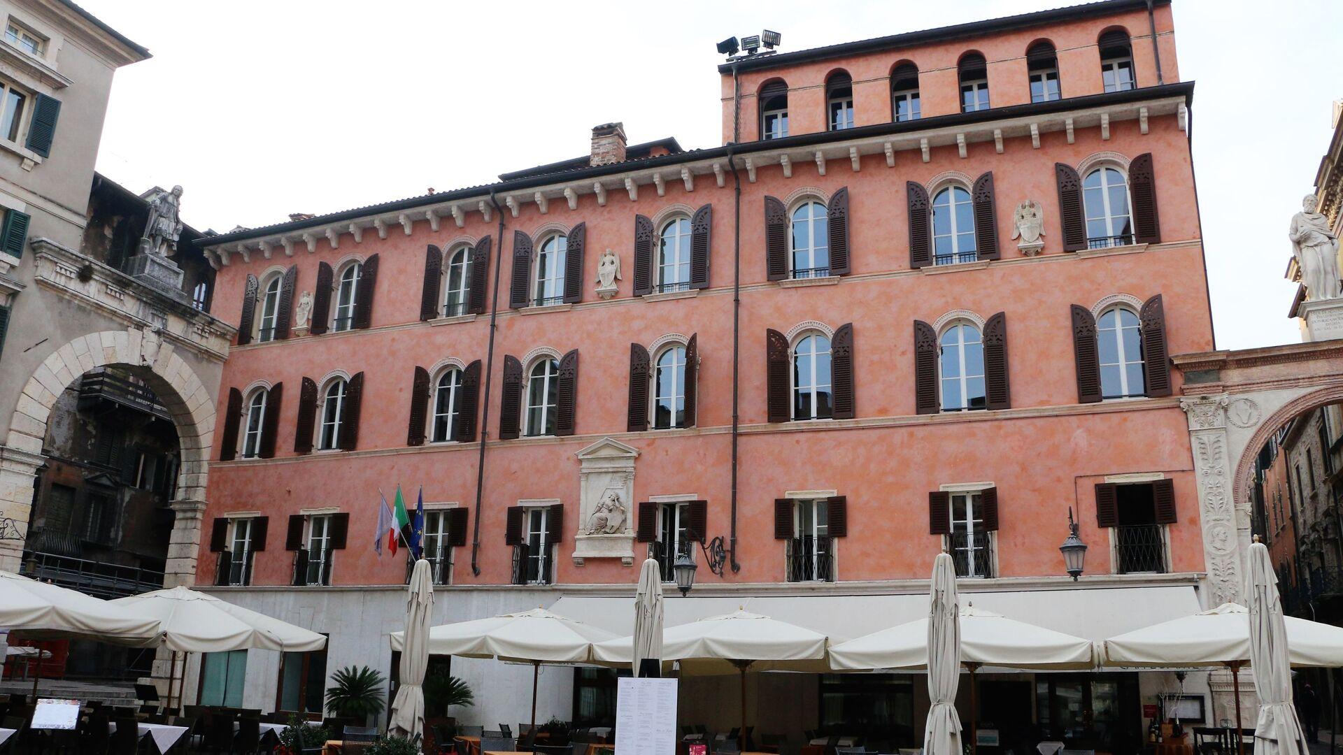 Giorgia Meloni chiede pubblicazione atti Cts anche a Mario Draghi - Sputnik Italia, 1920, 24.02.2021