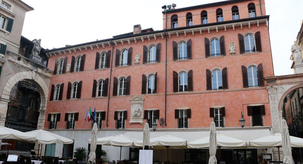 Ristoranti vuoti in Italia