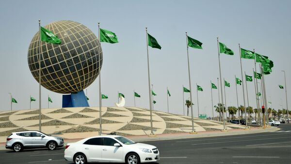 Le bandiere dell'Arabia Saudita - Sputnik Italia