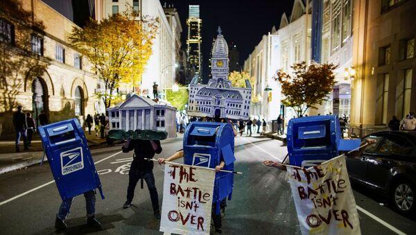 Philadelphia flash mob - Sputnik Italia