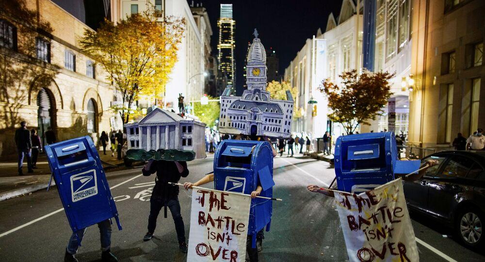 Philadelphia flash mob