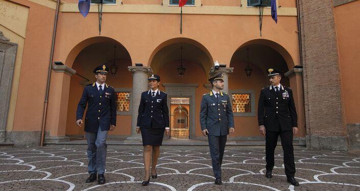 Calendario 2021 della Polizia di Stato