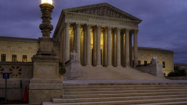La Corte Suprema USA - Sputnik Italia