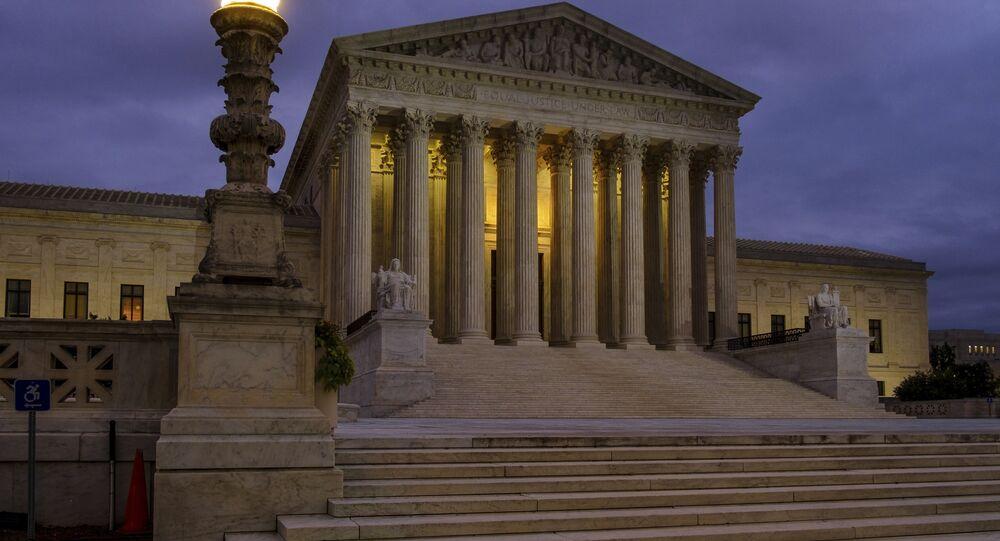 La Corte Suprema USA