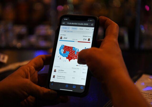 USA, spoglio online dei voti