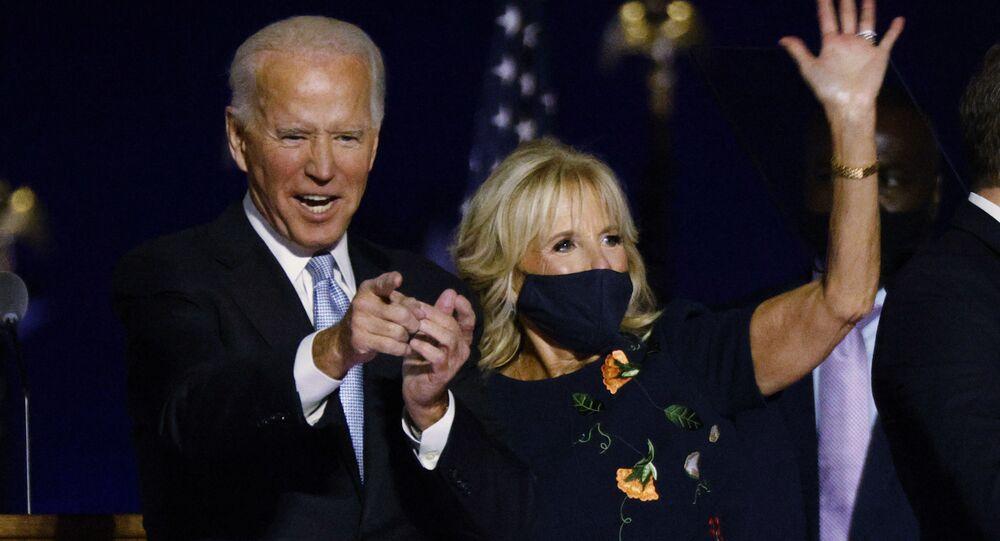 Il discorso di Joe Biden