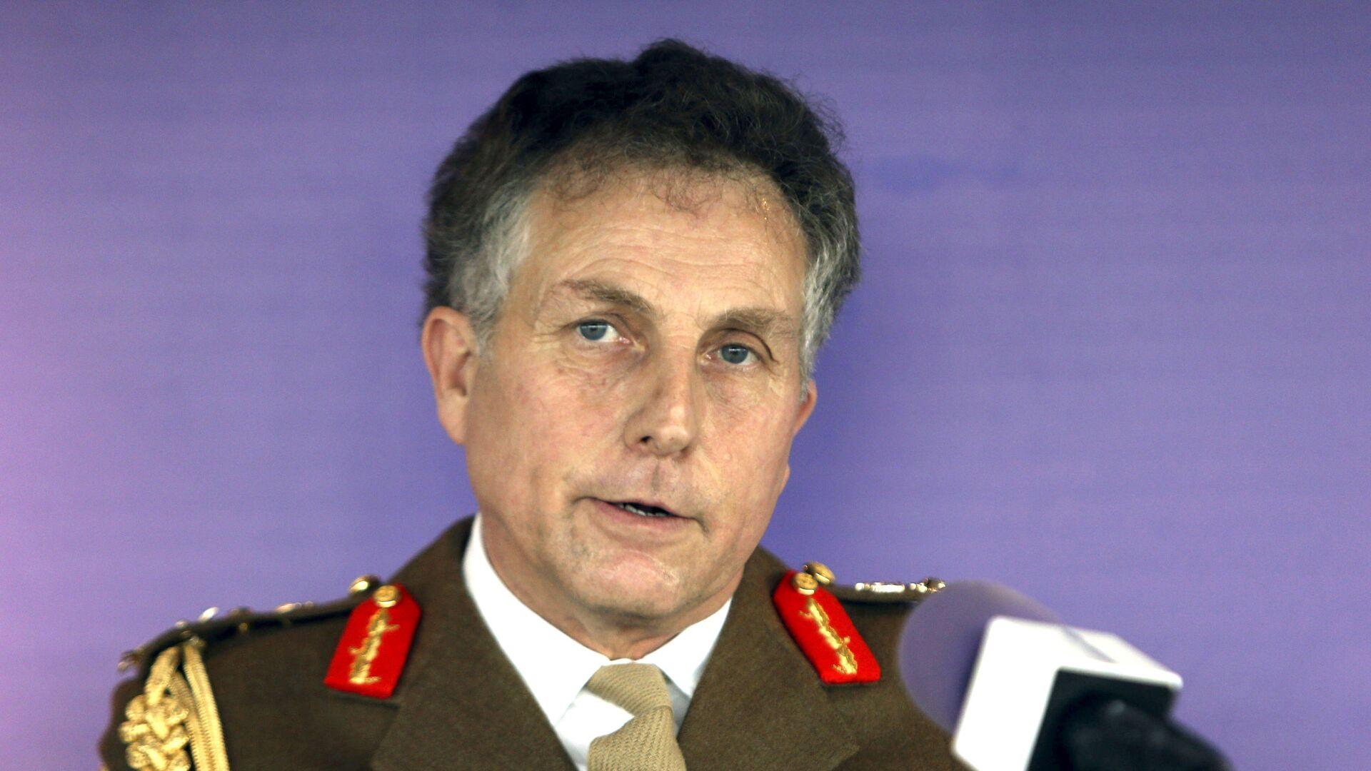 Il capo dello Stato Maggiore dell'Esercito del Regno Unito Nick Carter  - Sputnik Italia, 1920, 25.06.2021