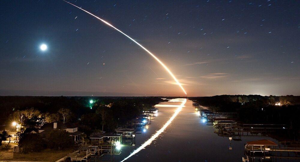 Meteorite (foto d'archivio)