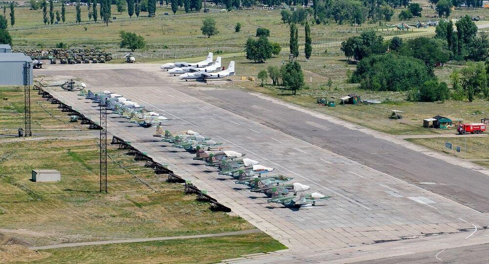 Aerodromo Baltimor di Voronezh