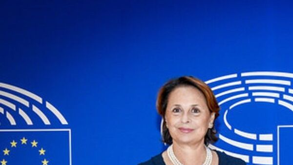Eurodeputata della Lega Luisa Regimenti - Sputnik Italia