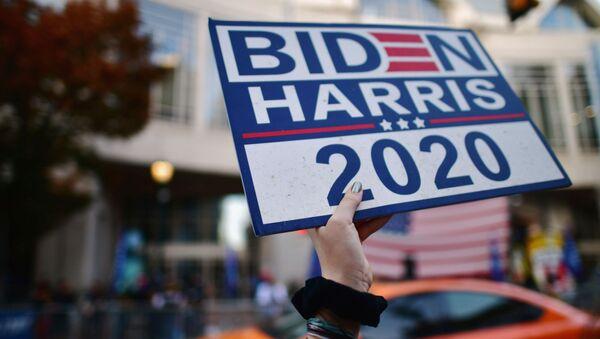 Biden-Harris 2020 - Sputnik Italia