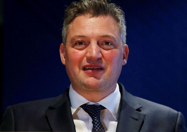 Ministro del turismo Conrad Mizzi