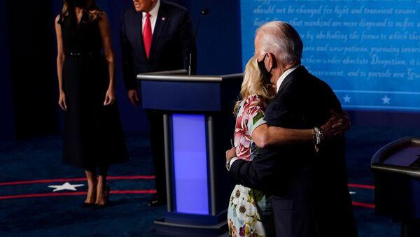 I Biden ed i Trump - Sputnik Italia