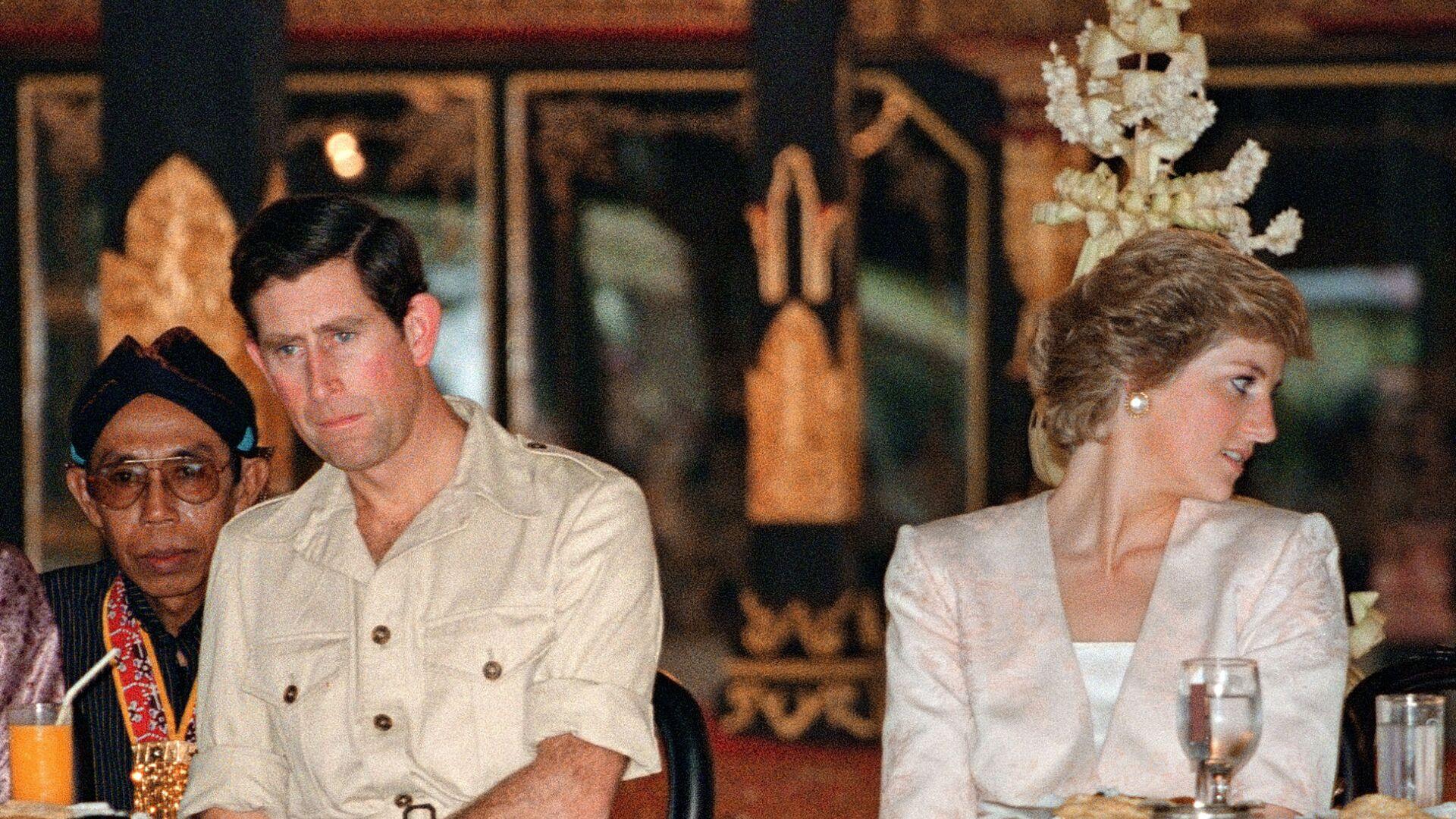 Carlo e Diana nel 1989 - Sputnik Italia, 1920, 30.06.2021