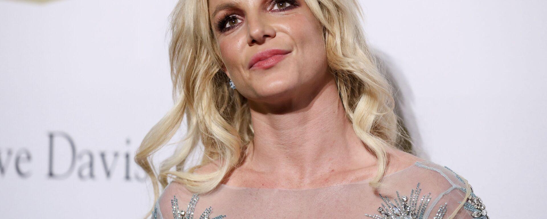 Britney Spears  - Sputnik Italia, 1920, 13.08.2021