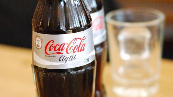 Coca-Cola Light - Sputnik Italia