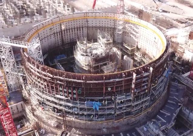 Russia consegna reattore al cantiere della centrale nucleare di Akkuyu in Turchia