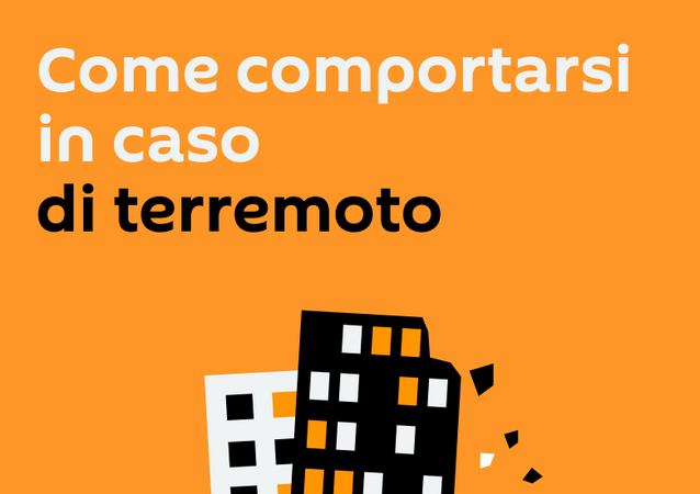 Come comportarsi in caso di terremoto