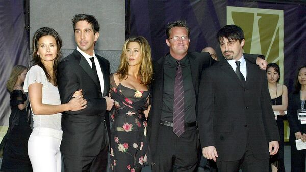 Cast di 'Friends' quasi al completo - Sputnik Italia