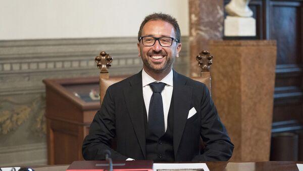 Il Ministro della Giustizia, Alfonso Bonafede - Sputnik Italia