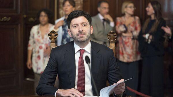 Il Ministro della Salute, Roberto Speranza - Sputnik Italia