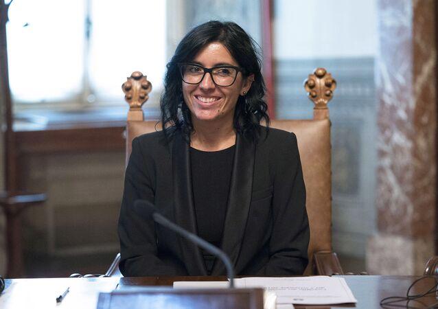 Il Ministro per la Pubblica Amministrazione, Fabiana Dadone