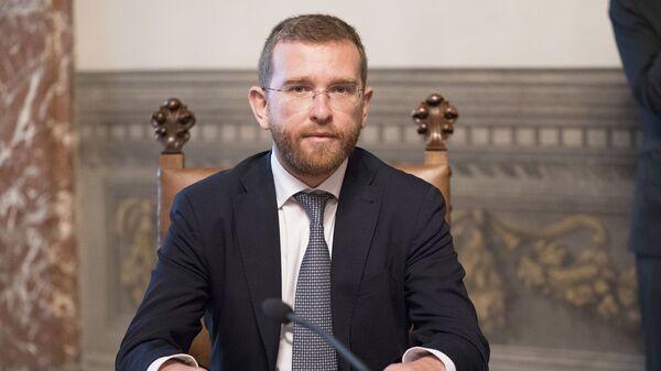 Il Ministro per il Sud e la Coesione territoriale, Giuseppe Luciano Calogero Provenzano - Sputnik Italia
