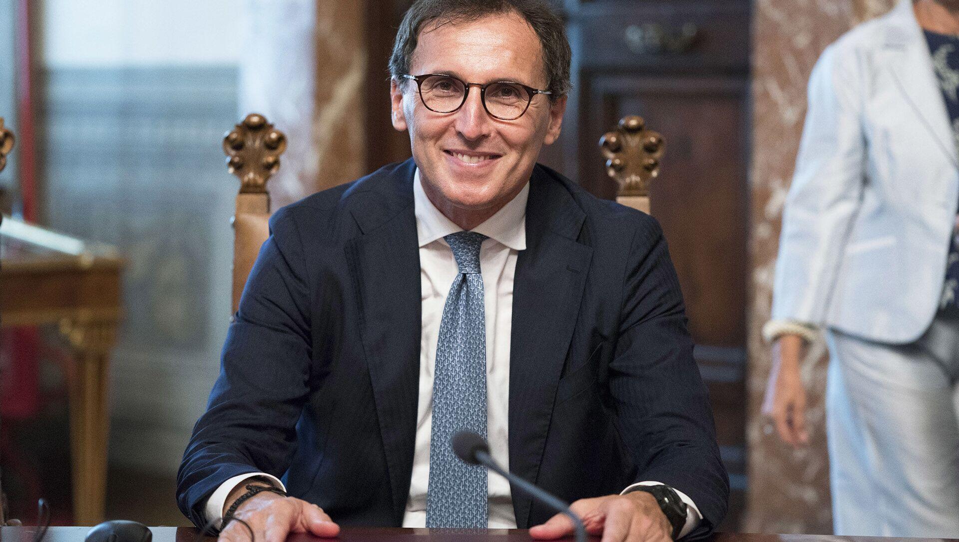 Il Ministro per gli Affari regionali e le Autonomie, Francesco Boccia - Sputnik Italia, 1920, 28.02.2021