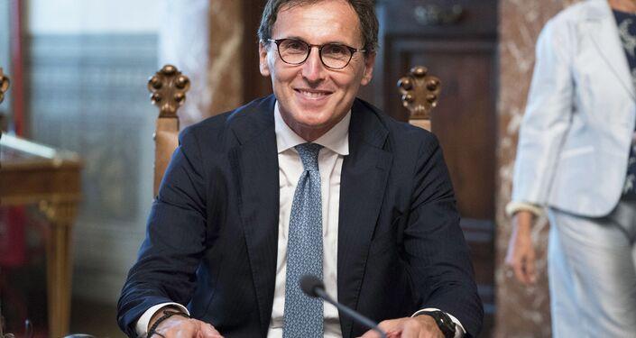 Il Ministro per gli Affari regionali e le Autonomie, Francesco Boccia