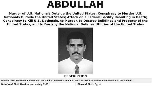 Abdullah Ahmed Abdullah  - Sputnik Italia