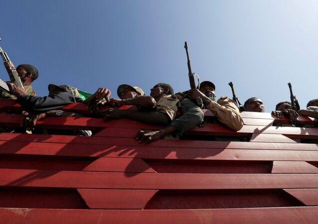 Milizie in Etiopia