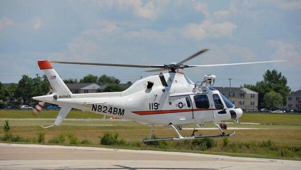 Esemplare di elicottero TH-73A - Sputnik Italia