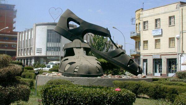 Asmara la capitale dell'Eritrea - Sputnik Italia