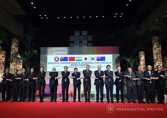 Incontro dei leader RCEP