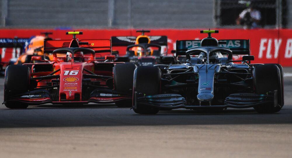Gp di Turchia, vince Hamilton ed è campione del Mondo. Terzo Vettel