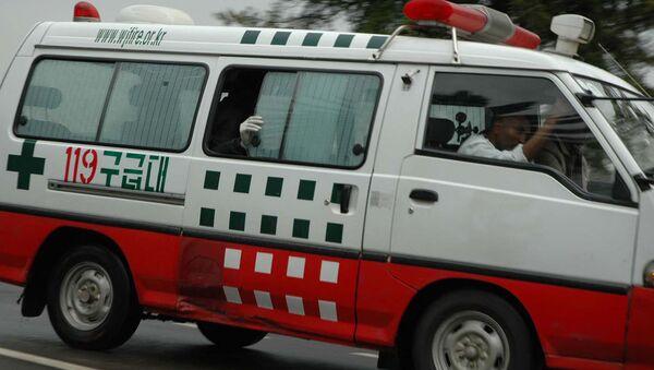 Ambulanza in Etiopia - Sputnik Italia