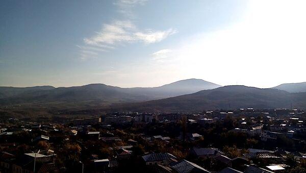 La città di Stepanakert - Sputnik Italia