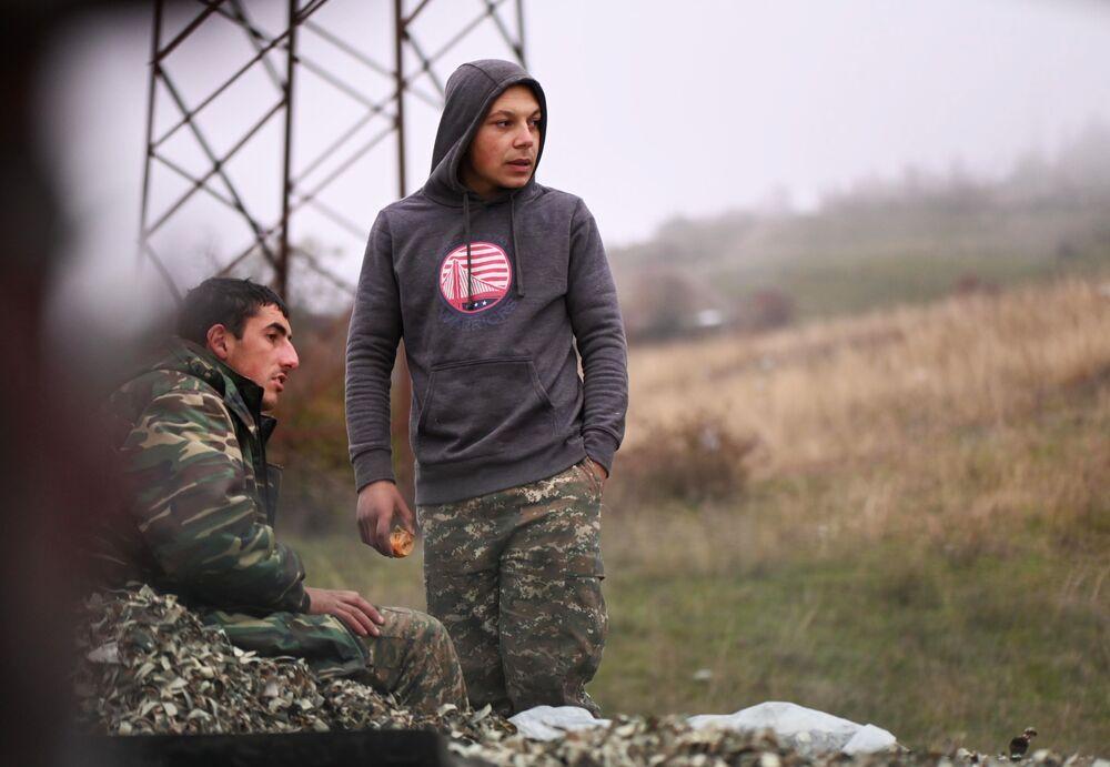 Abitanti del Nagorno-Karabakh